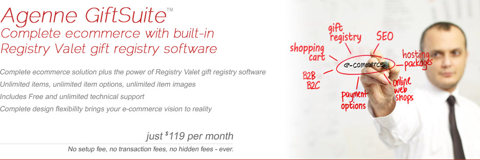 GiftSuite Ecommerce Software